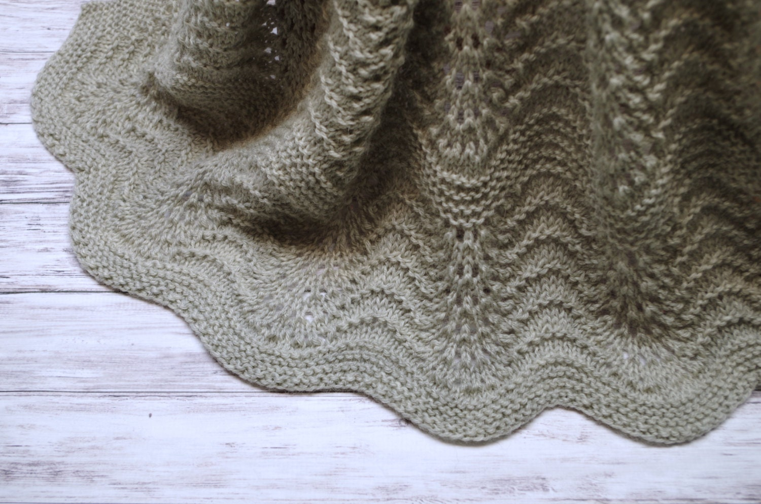 Old Fashioned Fan And Feather Afghan Knitting Pattern Ideas ...