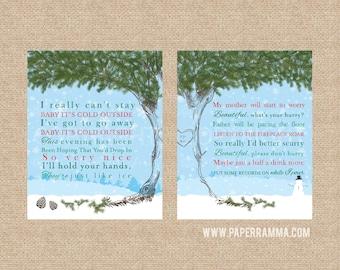 Lyric tree etsy wedding song lyric tree wedding anniversary gift christmas tree art wedding song lyrics stopboris Images