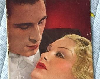Erotic french magazine «Pour lire a deux» (1937)