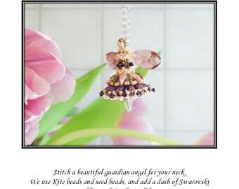 Fairy Godmother pendant - PDF tutorial
