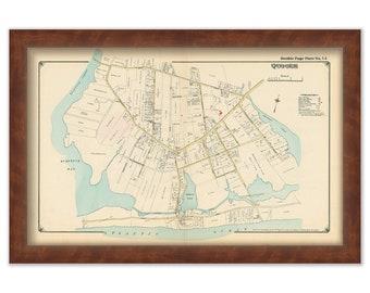 Quogue, South Hampton Map 1916 - 0048