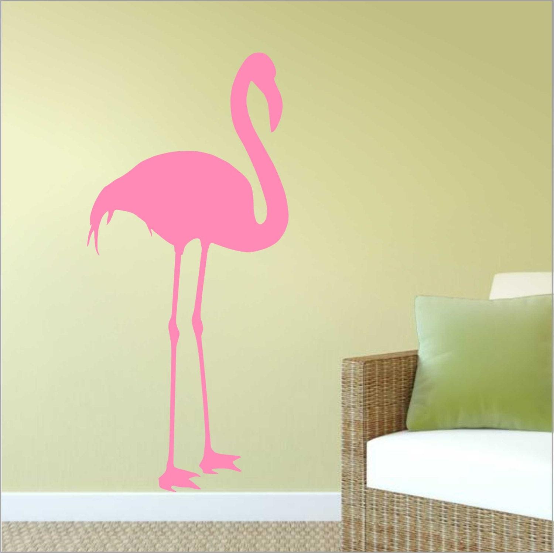 Enchanting Flamingo Wall Art Inspiration - Wall Art Collections ...