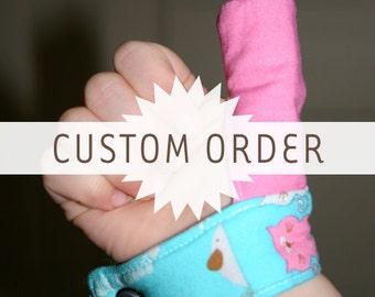 Custom Order ThumbGuard Cover - Stop the Thumbsucking Now