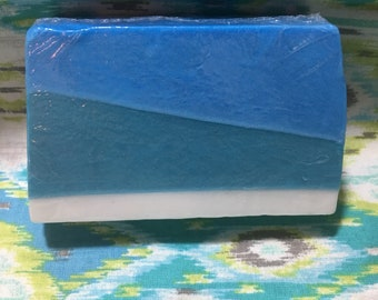 Homemade soap Cold Water