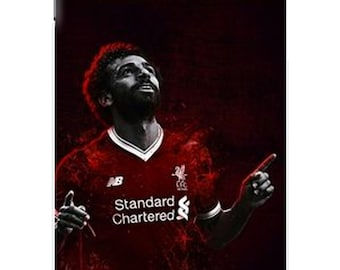 Liverpool Mo Salah Gel phone case for iphone/samsung