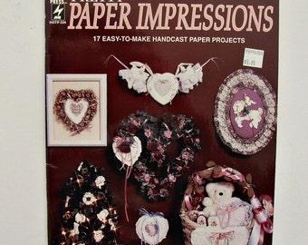 Pretty Paper Impressions