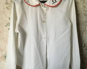 Girls Her Majesty brand blouse 5t