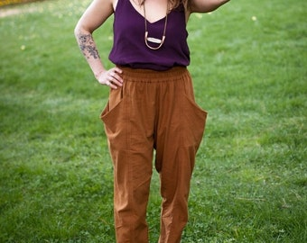 Arenite Pants PDF Sewing Pattern