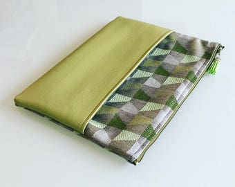 Clutch shades of green