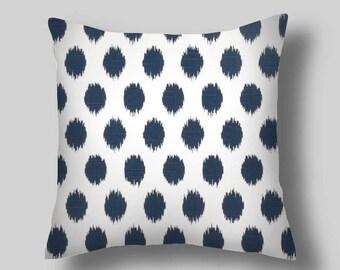 Navy Pillow Covers,Blue Pillows Throw Pillows, Decorative Pillows, Pillow Covers, Cushion Covers Home Decor Navy Blue   Throw Pillows