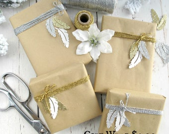 Gift Wrap Available from Amys Leather Lane