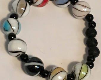 Marble Aromatherapy Bracelet