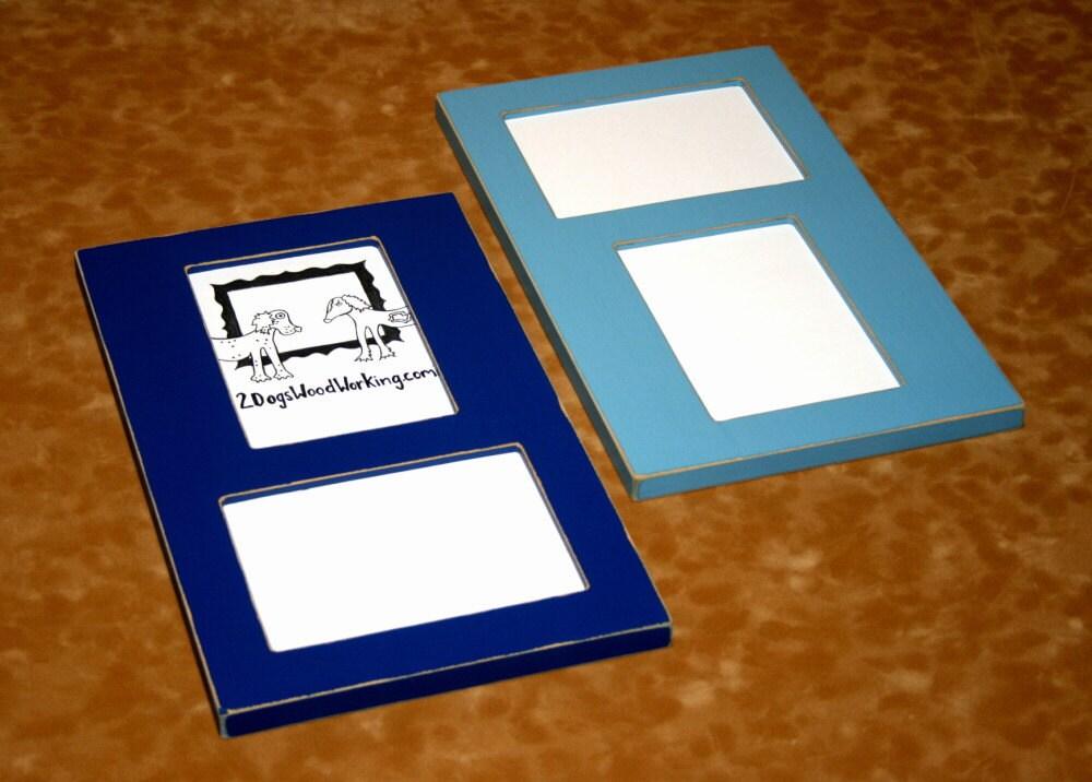 Moderno 9 Apertura Marco De Imagen 4x6 Composición - Ideas de Arte ...