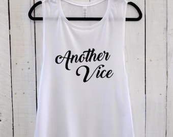 ANOTHER VICE, muscle tank, country music, country concert, festival