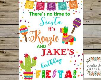Fiesta birthday Etsy