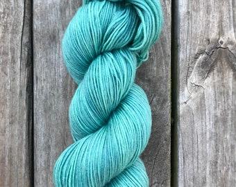 Wintergreen Simple Sock