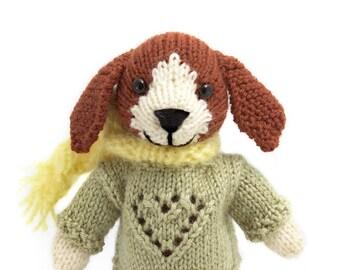 Pupster Knitting Pattern