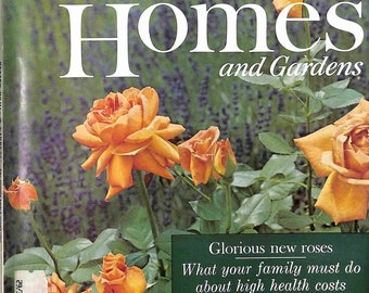 Better Homes and Gardens, February 1961