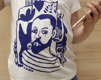 Iconfetish, Henri Matisse, T-shirt, 2016