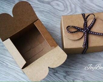 50x Kraft  Paper Box