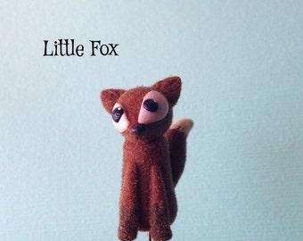 Little Fox Pin Topper