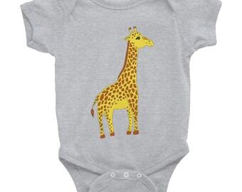 Giraffe Infant Onesie