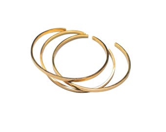Classic Stacking Cuffs (individual)