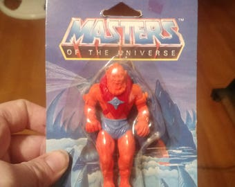 Beast Man Masters of the Universe vintage Collectable Eraser