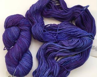 Eco Worsted - hand dyed yarn, aran, canadian
