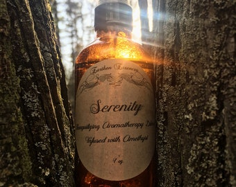 Serenity: Calming Aromatherapy Spray