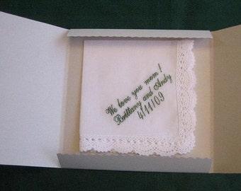 Handkerchief Gift Box