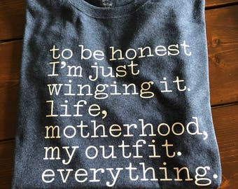 Winging It T Shirt