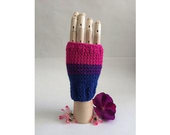 Hand Warmers - Bi Pride
