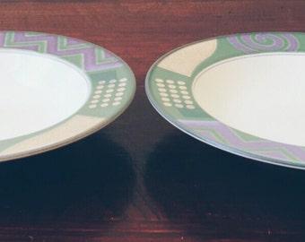 Mikasa Intaglio Life Style Soup Bowls (Set of 2)