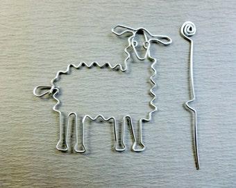 LLAMA Schal PIN wirework