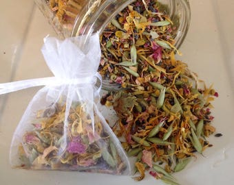 Herbal Baby Bath Tea