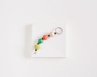 Bulungi Bead Key Chain