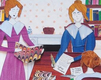 The Brontë Sisters Notebook