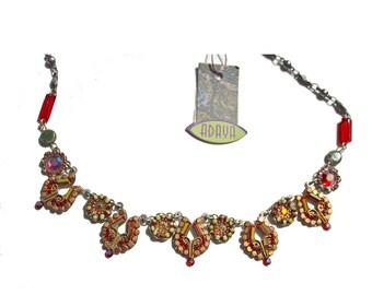 Handmade Choker Necklace by Adaya