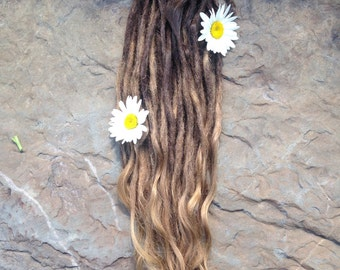 Luxury human hair dreadlock extensions (15)