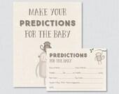 Monkey Baby Shower Predic...