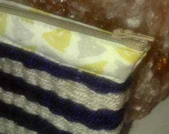 Hand Woven Clutch Bag