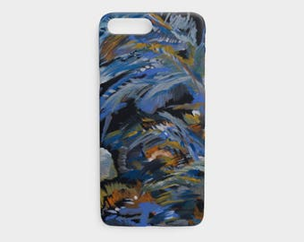 Tiger: phone cases by Sammy Jay Art- available in various sizes