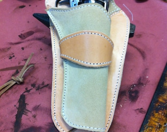 Custom hand made holster Quick Draw Holster for Colt Cowboy action
