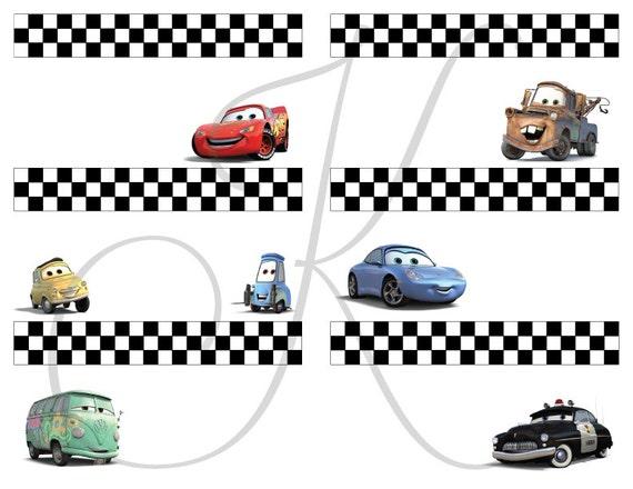 disney cars printable