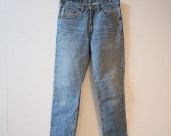 High waist vintage Levis