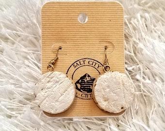 Opal Cork Earrings