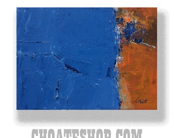 """Abstract Painting. """"Springport"""""""