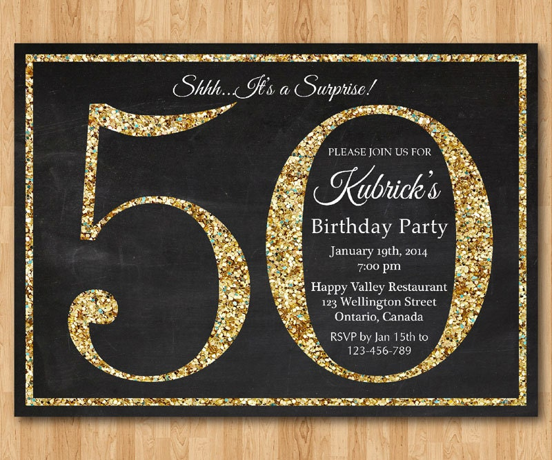 Diy 50th Birthday Invitations Image collections - coloring pages adult