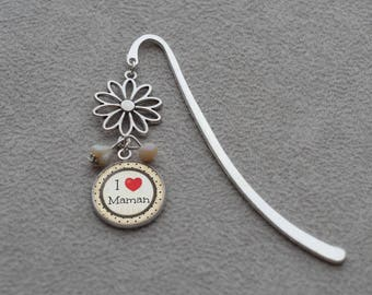 Bookmark silver special MOM gift